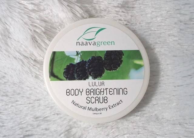 Naavagreeen Body Scrub
