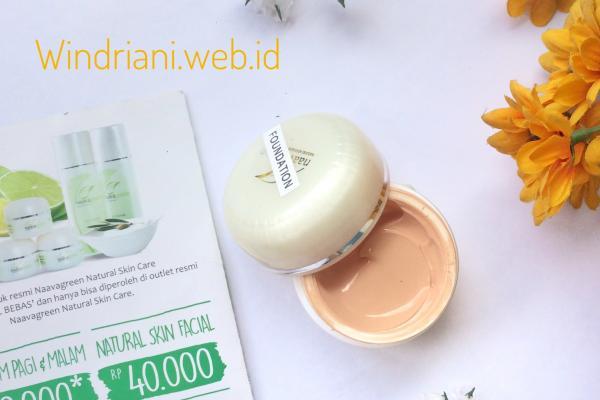 Perlindungan Ekstra dengan Moist CC Cream Naavagreen