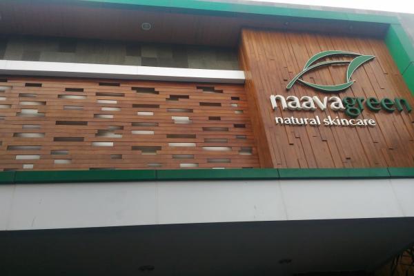 Facial Serum at Naavagreen Natural Skin Care Surabaya
