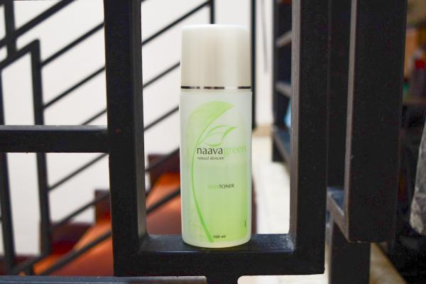 Naavagreen Skin Toner Review